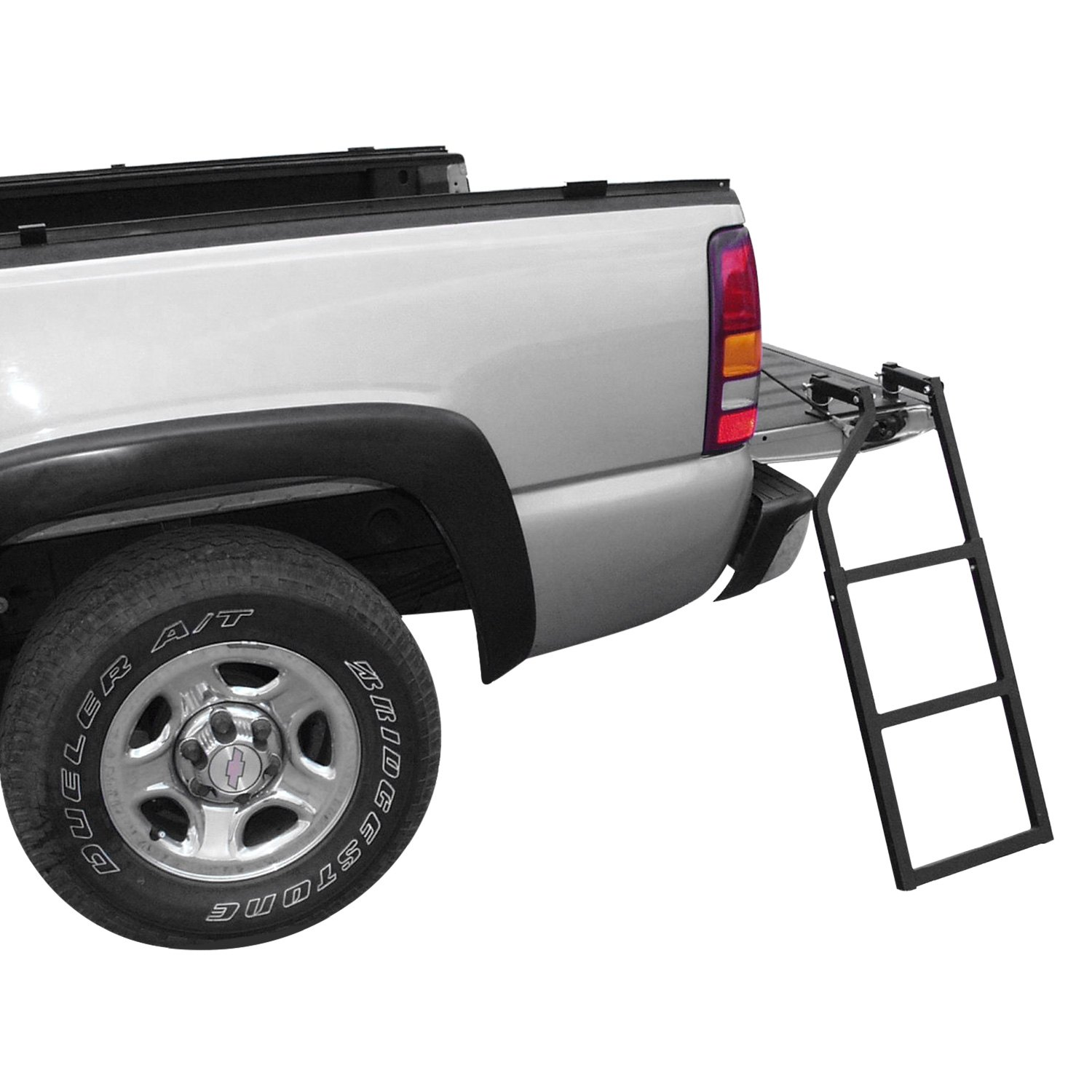 TraXion® - Tailgate Truck Ladder