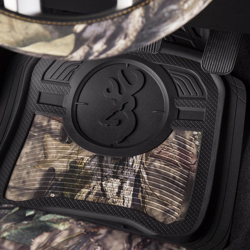 Browning Lifestyle® - Front Floor Mat Set