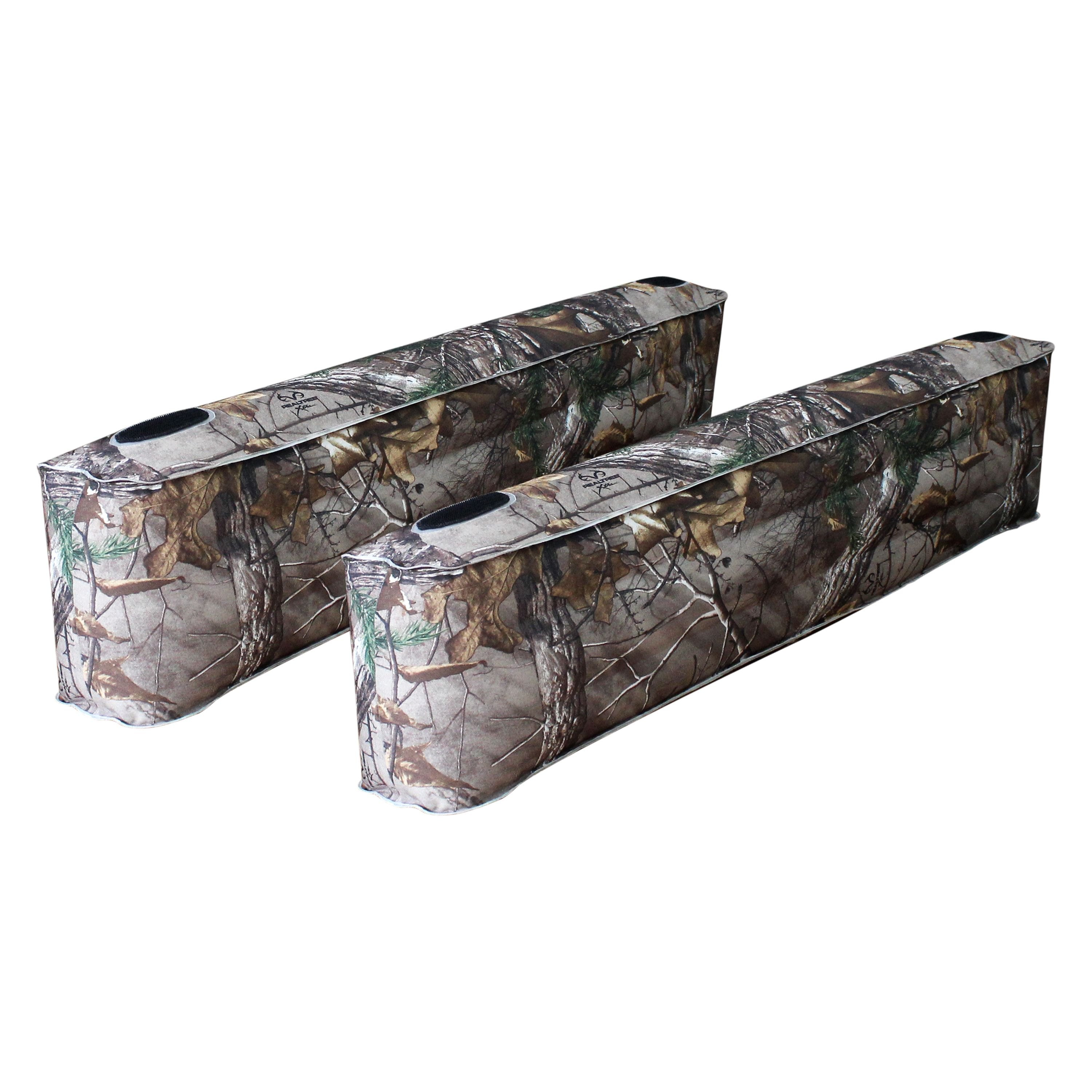 AirBedz® - Original Realtree Camo Inflatable Wheel Well Inserts