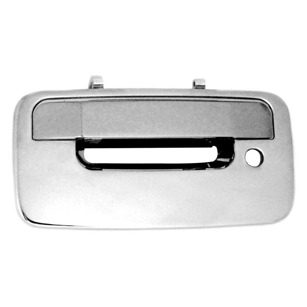 AMI® - Plain Style Billet Tailgate Handle Assembly